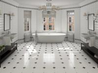 Плитка для ванной — 70 фото красивого обустройства помещения