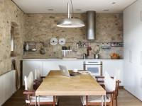 Отделка стен на кухне — 70 фото идей и хитростей дизайна