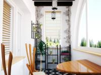 Дизайн балкона 2017 — 69 фото новинок и лучших вариантов оформления балконов