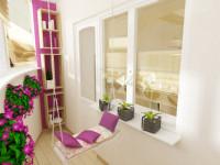 Дизайн балкона 2018 — 69 фото новинок и лучших вариантов оформления балконов