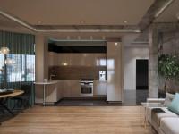 Дизайн квартиры 60 кв. м. — 70 фото идей современной планировки и оформления!
