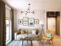 Интерьер трехкомнатной квартиры — стоит ли использовать единый стиль? 70 фото роскошных идей