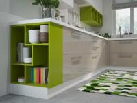Модульные кухни — 65 фото новинок дизайна