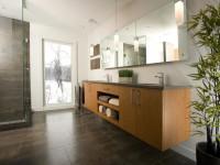 Современная ванная комната — 70 фото изумительного дизайна
