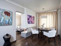 Однокомнатная квартира 40 кв. м. — 85 фото современного дизайна