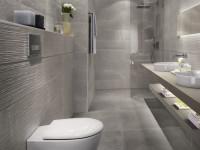 Ванная в сером цвете: особенности оформления, фото готового дизайна