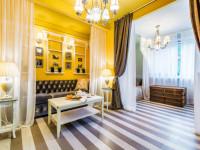 Желтые стены — фото идеального сочетания интерьера солнечного цвета