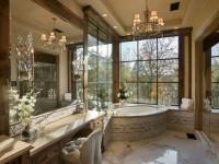 Угловая ванная — 85 фото удобного обустройства и красивого дизайна!