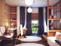 Дизайн квартир 2018 года — 150 фото лучших новинок сочетания в интерьере