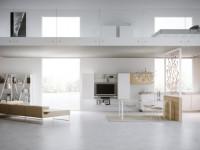 Интерьер квартиры студии: 65 фото примеров красивого современного дизайна