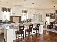 Мебель для кухни — обзор свежих новинок в интерьере на 70 фото