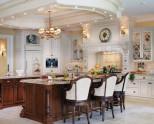 Потолок на кухне — какой выбрать? Обзор лучших вариантов на 70 фото