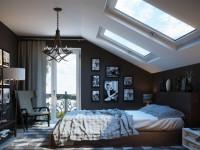 Серый цвет стен — 60 фото идеально сочетания дизайна