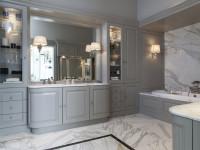 Шкаф в ванную — 90 фото функциональной мебели в интерьере!