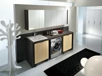 Стиральная машина в ванной — как ее идеально вписать в интерьере? 80 фото-идей