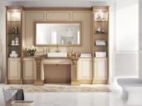 Тумбы в ванной комнате — 100 фото идей для вашего вдохновения