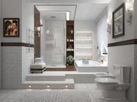 Дизайн ванной 2018 года — 115 фото интересных идей оформления и новых тенденций!