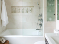 Ванная в хрущевке — 55 фото новинок дизайна маленькой ванной комнаты