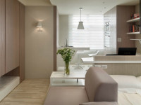 Зонирование квартиры — 100 фото свежих идей в интерьере