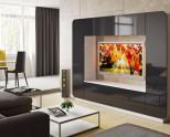 Стенка в гостиную — какую выбрать? Обзор лучших моделей с дизайном 2020 года + фото и видео