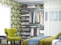 Гардеробная в спальне — достойные варианты оформления и примеры эксклюзивного дизайна (90 фото)