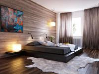 Спальни в стиле хай-тек — 105 фото современных интерьеров в дизайнерском оформлении!