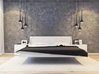 Спальня в стиле минимализм — инструкция по оформлению современного и эксклюзивного дизайна +100 фото и видео