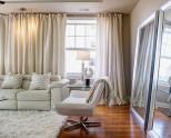 Шторы в гостиную и зал – фото элегантных штор