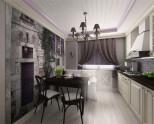 Шторы для кухни в современном стиле (50 фото лучших идей )