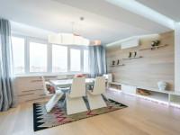 Светлый интерьер квартиры — особенности освещения и сочетания цветовых схем (78 фото-идей)