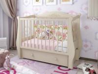 Детские кроватки: обзор популярных моделей, советы по выбору +фото примеры в интерьере!