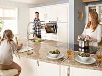 Фасады для кухни — какой лучше выбрать? 80 фото лучших вариантов