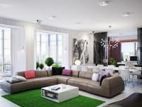 Идеи интерьера квартиры — как найти индивидуальный уникальный стиль для себя и семьи? 72 фото базовых вариантов