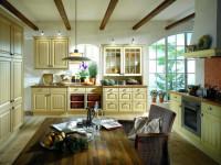 Кухня в стиле прованс — 103 фото идей современного оформления