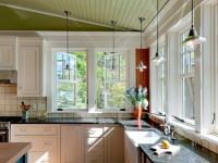 Кухня с окном — 80 фото необычных дизайнерских решений оформления