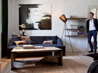 Мужская квартира: ТОП-100 фото стильного дизайна интерьера 2020 года