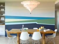 Покраска стен — варианты идеального оформления дизайна на 80 фото
