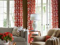 Шторы в гостиную 2020 — 100 фото идеального дизайна