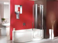Ванная с душевой кабинкой — 100 фото новинок современного дизайна