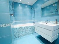 Ванная в голубом цвете — 85 фото современных цветовых сочетаний