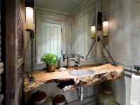Ванная в стиле лофт — варианты эффективного чудо-дизайна! 100 фото примеров.