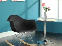 Кресло качалка в интерьере — 80 фото лучших моделей в интерьере