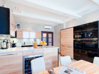 Кухня 6 кв. м. — как оформить дизайн маленькой кухни? 80 фото идей