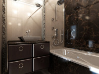 Маленькая ванная — 60 фото идей обустройства и дизайна