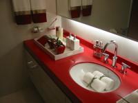 Столешница в ванную: ТОП-100 красивых фото идеального дизайна