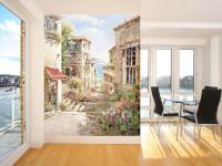 Роспись стен — 60 фото красивых вариантов в современном доме!