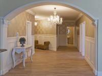 Арка в гостиной — все тонкости и варианты обустройства арки в современном интерьере (100 фото)