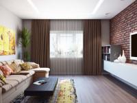 Декор в гостиной — самые яркие варианты современного декора на фото!