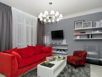 Гостиная 16 кв. м. — оформление дизайна и функциональное обустройство на фото!