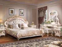 Классические спальни: подробный фото-обзор лучших новинок 2020 года. Стильный и уютный дизайн + инструкция по сочетанию
